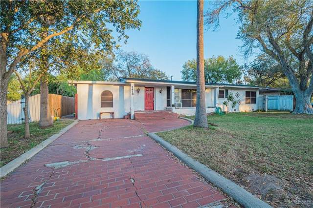 1418 S 13th Avenue, Edinburg, TX 78539 (MLS #325037) :: The Ryan & Brian Real Estate Team