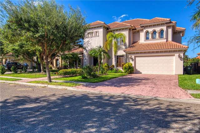 3804 San Clemente Court, Mission, TX 78572 (MLS #325055) :: Realty Executives Rio Grande Valley