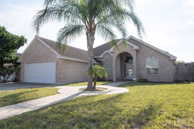 803 Grosbeak Avenue, Pharr, TX 78577 (MLS #325082) :: The Lucas Sanchez Real Estate Team