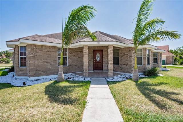 216 O'hara Drive, Pharr, TX 78577 (MLS #325087) :: eReal Estate Depot