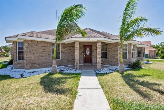 216 O'hara Drive, Pharr, TX 78577 (MLS #325087) :: The Ryan & Brian Real Estate Team