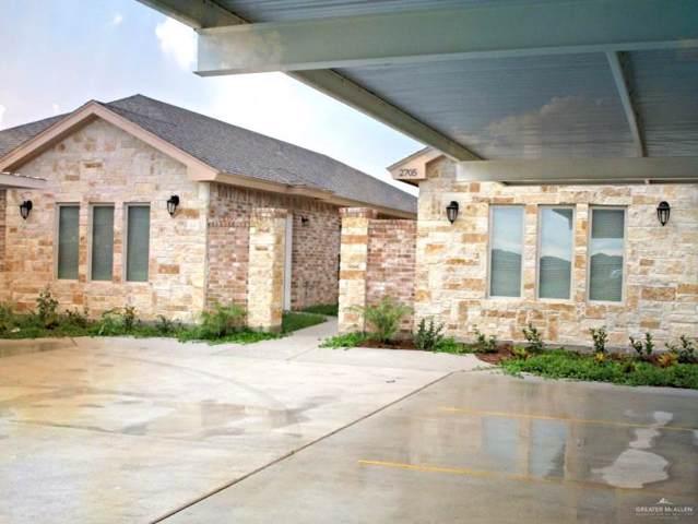 2705 E Franklin Avenue E, Alton, TX 78573 (MLS #325113) :: The Ryan & Brian Real Estate Team