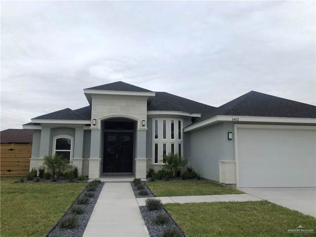 1402 Thompson Road, Mission, TX 78573 (MLS #325138) :: Realty Executives Rio Grande Valley