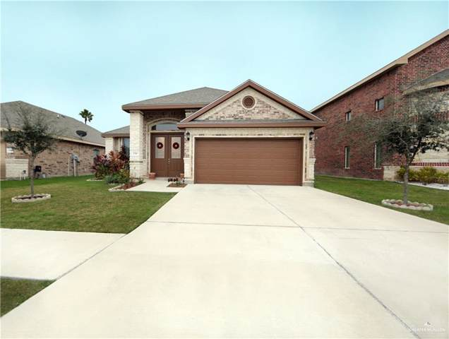 3707 Oriole Drive, Mission, TX 78572 (MLS #325143) :: The Ryan & Brian Real Estate Team