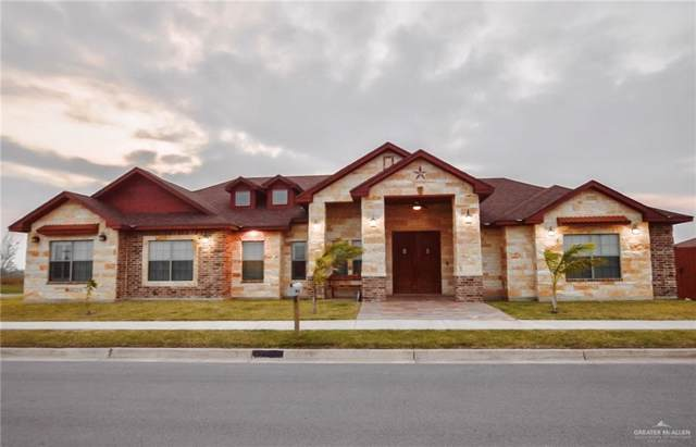 9700 Lake Arthur Court, Brownsville, TX 78521 (MLS #325192) :: Jinks Realty
