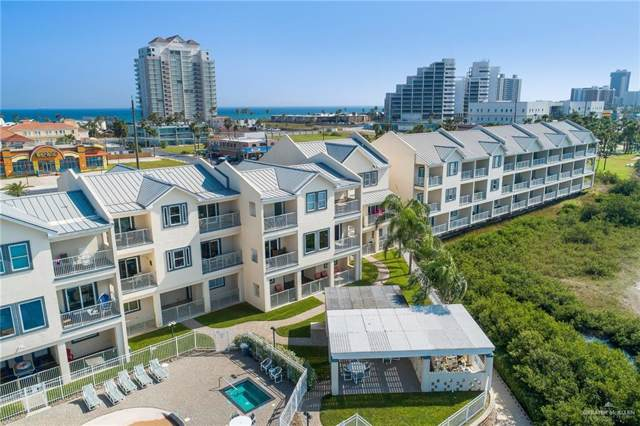 100 Harbor Drive 6-1, South Padre Island, TX 78597 (MLS #325203) :: The Maggie Harris Team