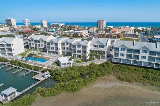 100 Harbor Drive 10-1, South Padre Island, TX 78597 (MLS #325230) :: The Maggie Harris Team