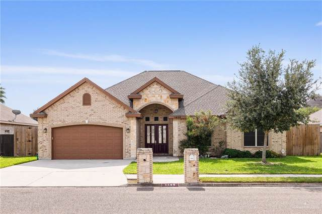 1408 E 28th Street, Mission, TX 78574 (MLS #325239) :: The Lucas Sanchez Real Estate Team