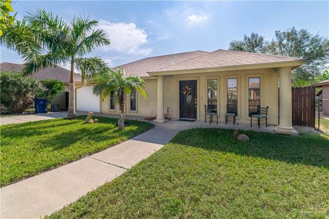 208 E 6th Street, La Joya, TX 78560 (MLS #325264) :: The Ryan & Brian Real Estate Team
