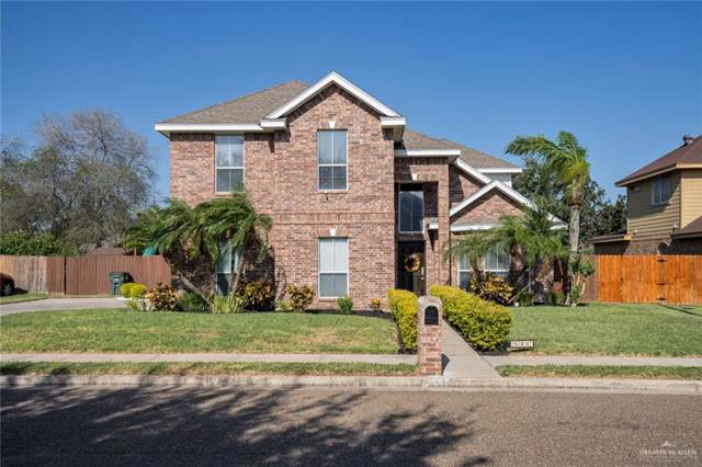 2507 Nicole Drive, Mission, TX 78573 (MLS #325265) :: The Lucas Sanchez Real Estate Team