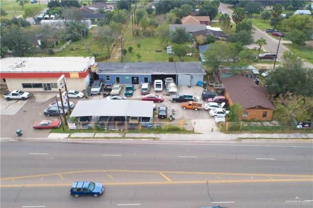 114 Santa Rosa Avenue, Edcouch, TX 78538 (MLS #325266) :: The Ryan & Brian Real Estate Team