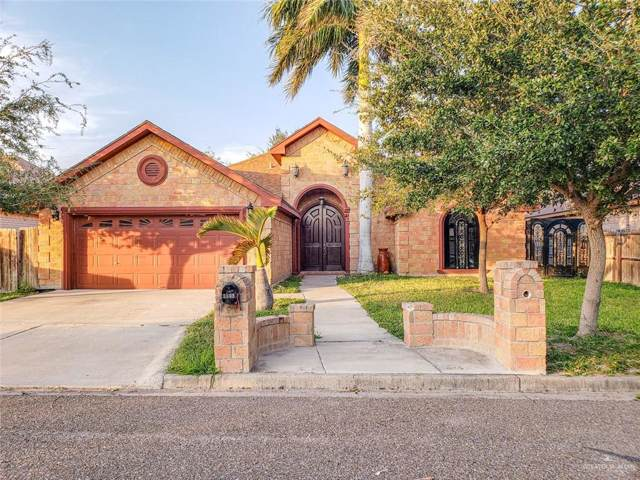 3508 W Jonquil Avenue, Mcallen, TX 78501 (MLS #325282) :: The Ryan & Brian Real Estate Team