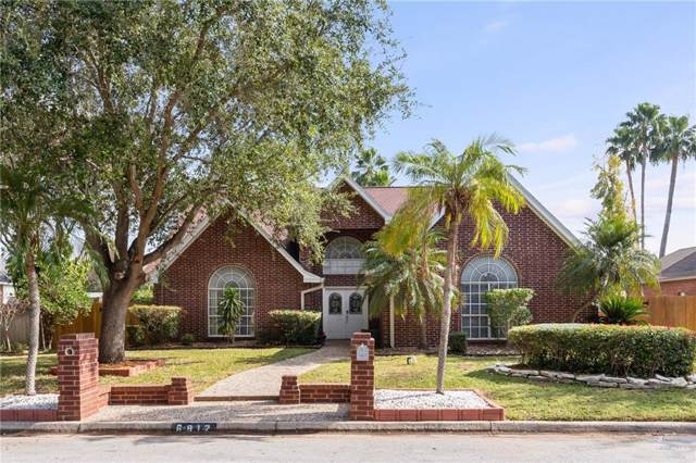 6912 N Peking Street, Mcallen, TX 78504 (MLS #325305) :: The Ryan & Brian Real Estate Team