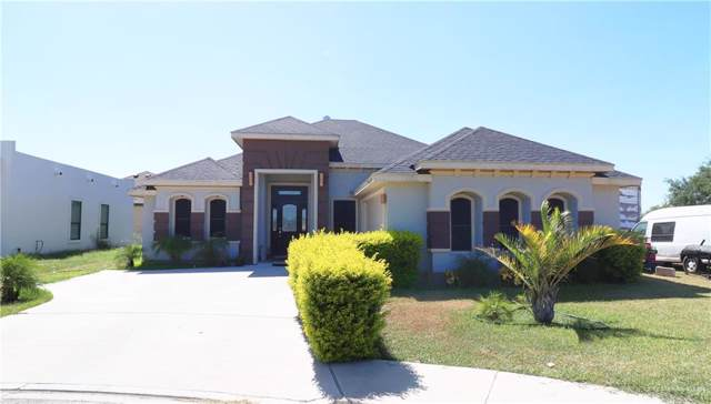 316 N 17th Street, Hidalgo, TX 78557 (MLS #325359) :: The Ryan & Brian Real Estate Team