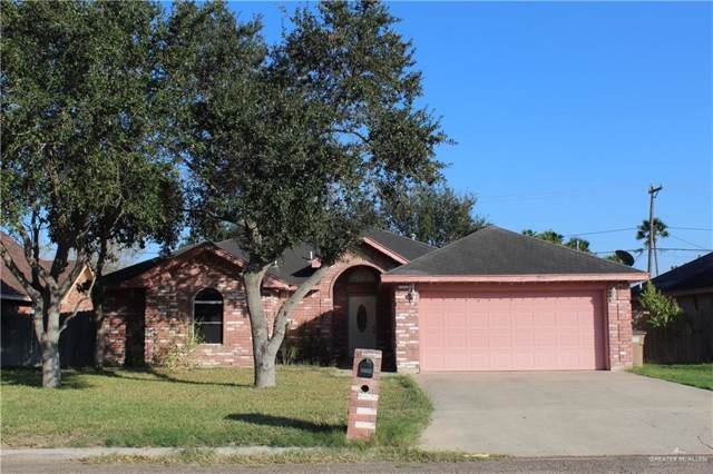 2504 Encino Court, Edinburg, TX 78539 (MLS #325378) :: Realty Executives Rio Grande Valley