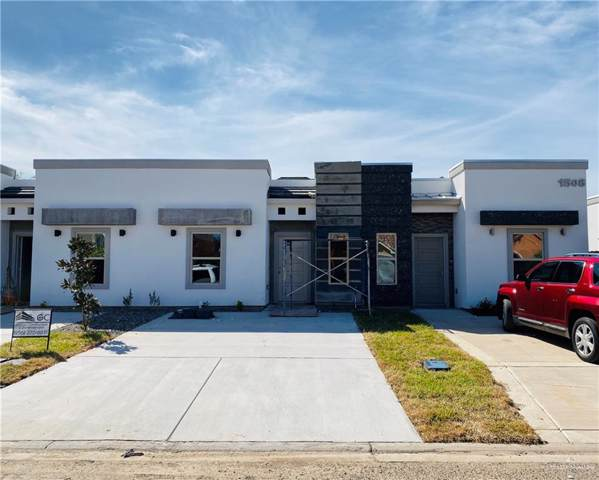1512 New Orleans Circle, Pharr, TX 78577 (MLS #325400) :: eReal Estate Depot
