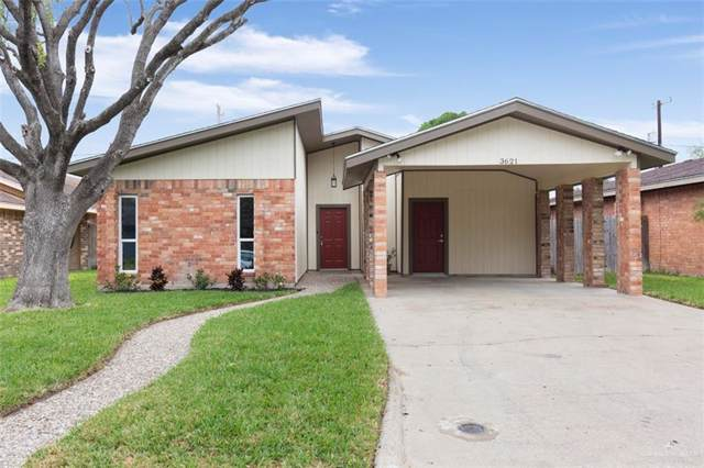 3621 N 25th Lane, Mcallen, TX 78501 (MLS #325406) :: eReal Estate Depot