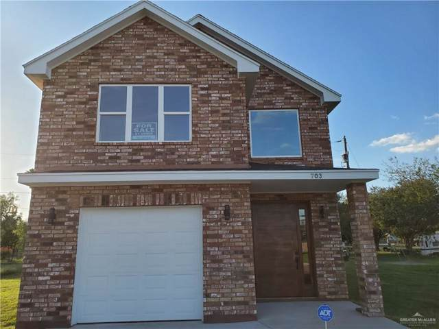 703 Aurora Drive, Hidalgo, TX 78516 (MLS #325449) :: The Lucas Sanchez Real Estate Team