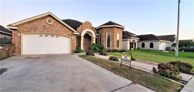 924 Loyola Drive, Edinburg, TX 78539 (MLS #325455) :: The Lucas Sanchez Real Estate Team