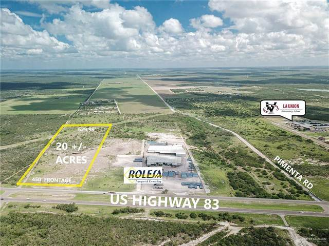 000 E Us Highway 83, Rio Grande City, TX 78582 (MLS #325481) :: The Ryan & Brian Real Estate Team