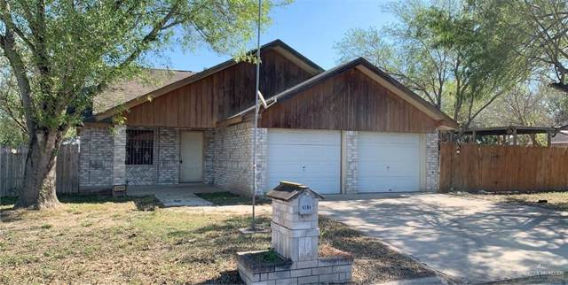 4204 Ebano Drive, Pharr, TX 78577 (MLS #325496) :: The Lucas Sanchez Real Estate Team
