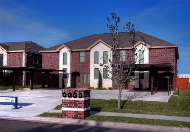 211 S 48th Lane #4, Mcallen, TX 78501 (MLS #325508) :: Realty Executives Rio Grande Valley