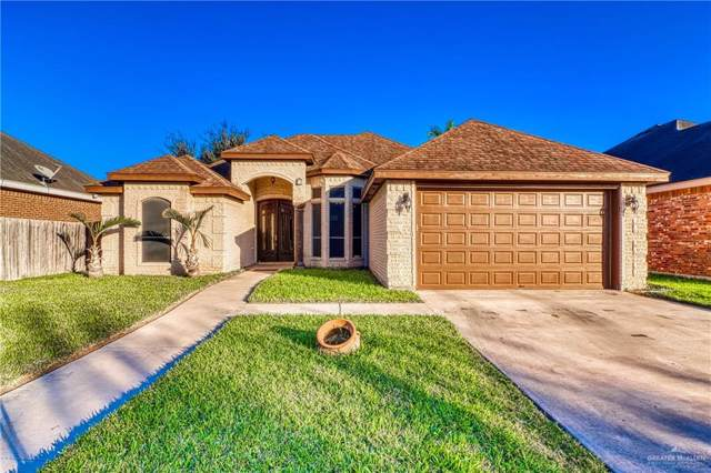 916 N Boston College Drive, Edinburg, TX 78541 (MLS #325523) :: Realty Executives Rio Grande Valley