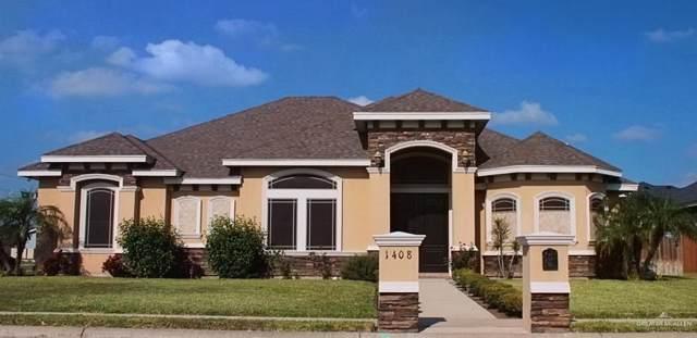 1408 Orquidea Street, Mission, TX 78573 (MLS #325524) :: The Ryan & Brian Real Estate Team