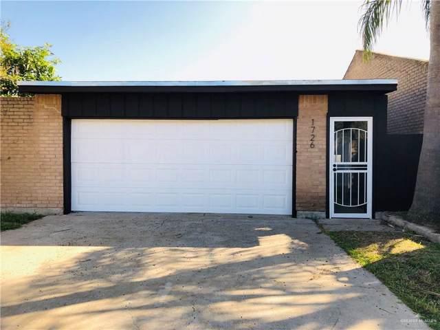 1726 Highland Park Avenue, Mission, TX 78572 (MLS #325528) :: The Lucas Sanchez Real Estate Team