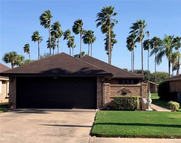 916 Palm Drive, Alamo, TX 78516 (MLS #325560) :: Jinks Realty