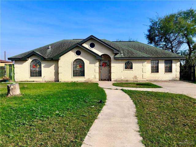 312 N La Paloma Street, Rio Grande City, TX 78582 (MLS #325565) :: The Ryan & Brian Real Estate Team