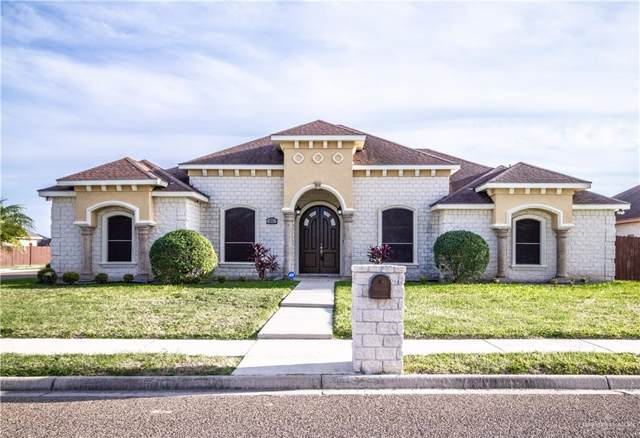 3502 Shady Grove Trail, Weslaco, TX 78599 (MLS #325576) :: The Ryan & Brian Real Estate Team