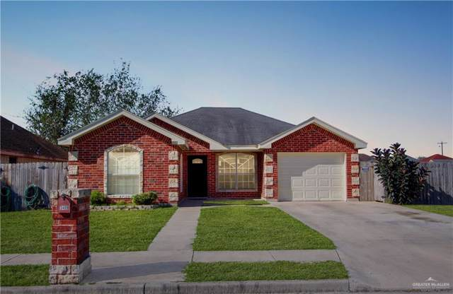 3409 Huron Drive, Weslaco, TX 78599 (MLS #325588) :: The Ryan & Brian Real Estate Team
