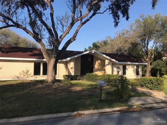 115 E Whitewing Drive, Mcallen, TX 78501 (MLS #325610) :: The Ryan & Brian Real Estate Team