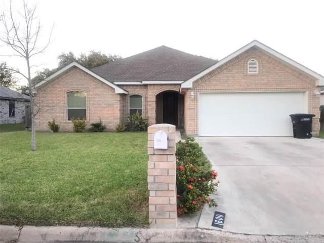 1600 Thunderbird Avenue, Mcallen, TX 78504 (MLS #325617) :: Realty Executives Rio Grande Valley