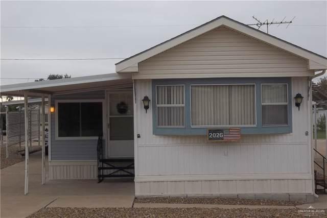 2026 Kelly Street #2026, Mission, TX 78572 (MLS #325620) :: The Lucas Sanchez Real Estate Team