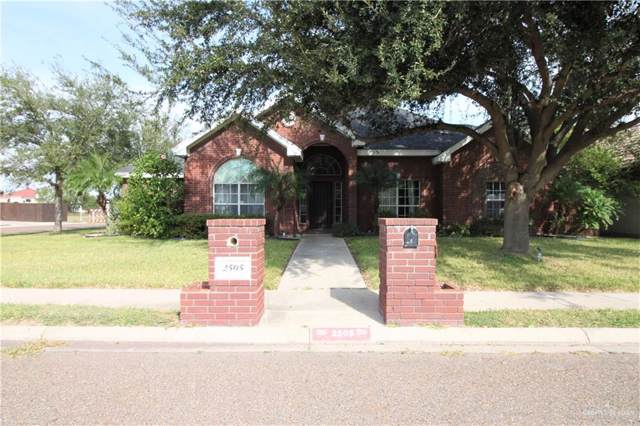 2505 E 20th Street, Mission, TX 78572 (MLS #325624) :: The Ryan & Brian Real Estate Team