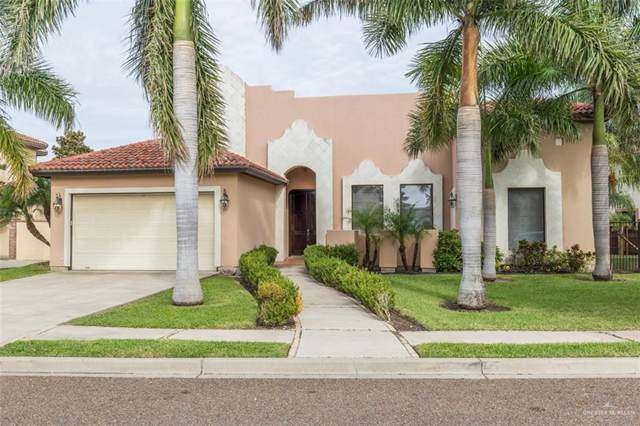4100 San Clemente Court, Mission, TX 78572 (MLS #325627) :: Realty Executives Rio Grande Valley