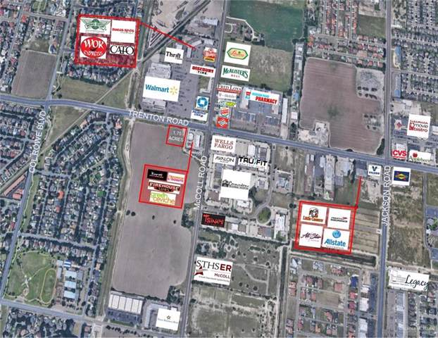 0 W Trenton Road, Edinburg, TX 78539 (MLS #325660) :: The Ryan & Brian Real Estate Team