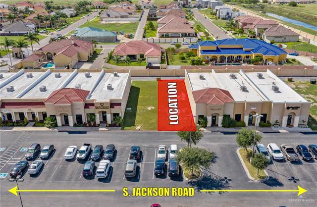 0 S Jackson Road, Edinburg, TX 78539 (MLS #325688) :: The Ryan & Brian Real Estate Team