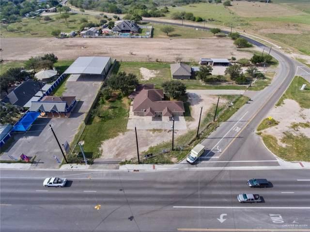 1721 N La Homa Road, Palmview, TX 78574 (MLS #325691) :: Realty Executives Rio Grande Valley