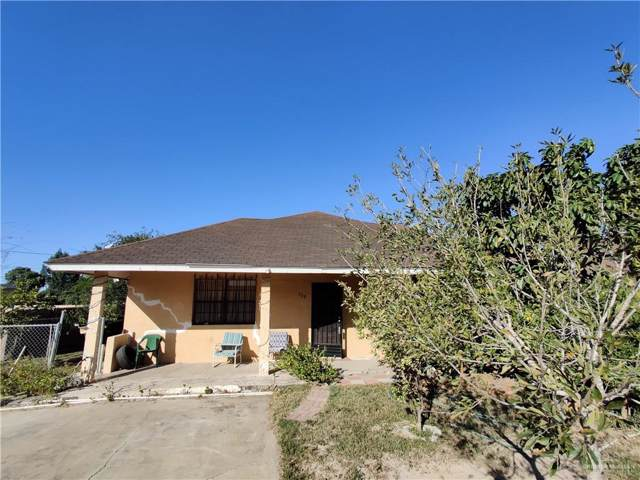 708 W Villa Avenue, Pharr, TX 78577 (MLS #325732) :: The Ryan & Brian Real Estate Team