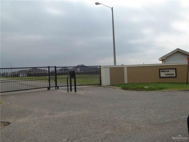 1705 Vincent Street, Donna, TX 78537 (MLS #325762) :: The Ryan & Brian Real Estate Team