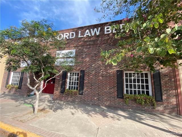 116 S 12th Avenue, Edinburg, TX 78539 (MLS #325817) :: Realty Executives Rio Grande Valley