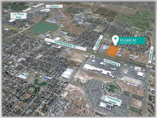 3101 Expressway 83, Mcallen, TX 78501 (MLS #325824) :: The Ryan & Brian Real Estate Team