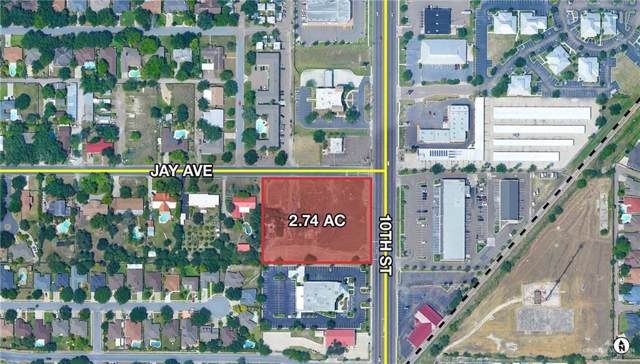 1009 Jay Avenue, Mcallen, TX 78504 (MLS #325895) :: The Ryan & Brian Real Estate Team
