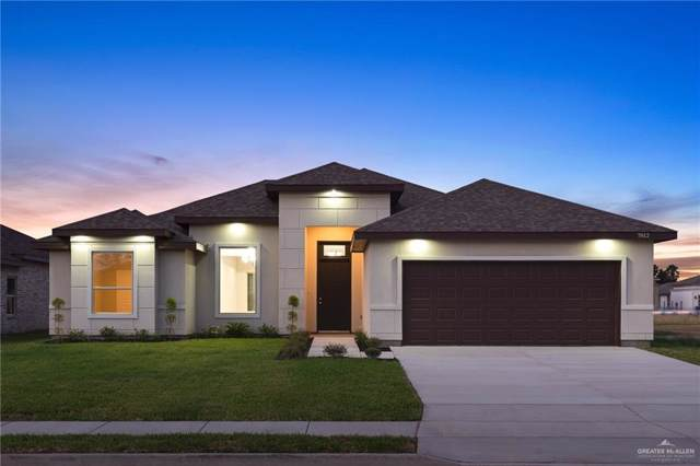 3812 Water Lily Avenue, Mcallen, TX 78504 (MLS #325902) :: The Ryan & Brian Real Estate Team