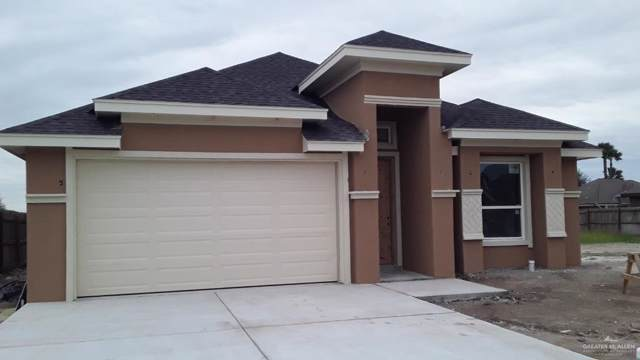 605 Resplandor, Mission, TX 78572 (MLS #325907) :: The Ryan & Brian Real Estate Team