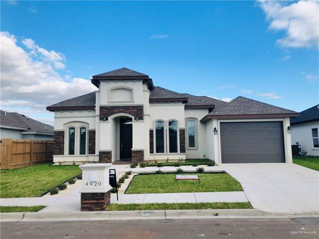 4920 Galilea Street, Edinburg, TX 78542 (MLS #326048) :: The Ryan & Brian Real Estate Team