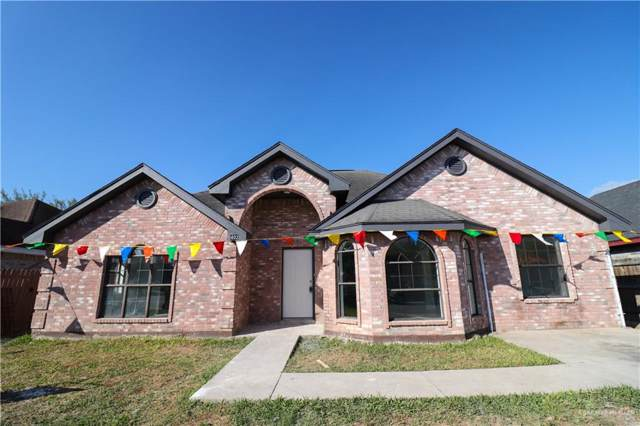 402 S 11th Street, Hidalgo, TX 78557 (MLS #326066) :: eReal Estate Depot